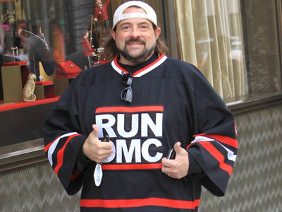 Kevin Smith Dropped an IMPRESSIVE 20 Pounds Since His Heart Attack -- Wait'll You See Him Now!