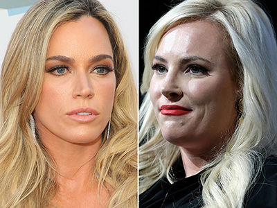 Meghan McCain Wants to 'F---ing Cat Fight' With This 'RHOBH' Star She Calls 'BORING'