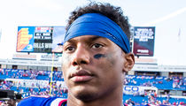Buffalo Bills Zay Jones Will Not Be Charged for Penthouse Smashing