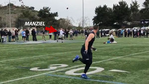 Johnny Manziel Bombs Deep Balls for NFL Scouts in 1st Showcase Since Browns Release