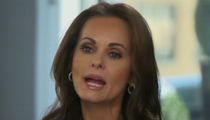 Ex-Playmate Karen McDougal Cries Over Alleged Trump Affair, Says They Were in Love