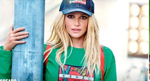 Britney Spears Is Completely Unrecognizable In New Kenzo Ad