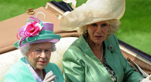 Queen Elizabeth Called Camilla 'That Wicked Woman' After 'Several Martinis,' New Book Claims