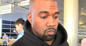 Kanye West's Company Employee Badly Injured When Machine Falls on Him