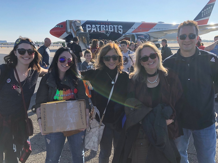 Patriots supply plane for Parkland students, families to fly to DC rally