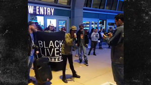 Sacramento Kings Game Delayed By BLM Protest After Unarmed Man Killed By Police