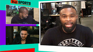 Tyron Woodley Says Floyd Mayweather's MMA Journey Begins Next Week