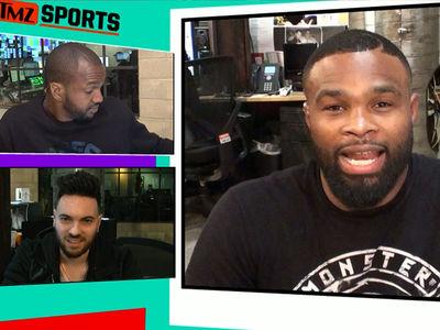 Tyron Woodley Says Floyd Mayweather's MMA Journey Begins Next Week