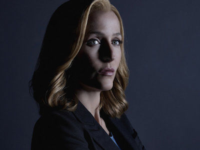 'X-Files' Star Gillian Anderson THROWS SHADE at That TERRIBLE Season Finale