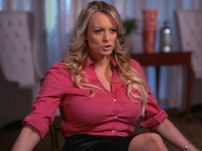 Stormy Daniels Describes Spanking Donald Trump and Sex Afterwards on '60 Minutes'