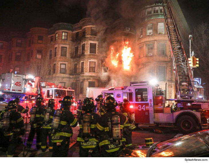 Ed Norton Production Company Sued for $7 Million Over Deadly NYC Fire