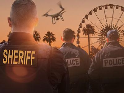 Coachella Police Train For Possible Massacre With Tourniquets, Drones