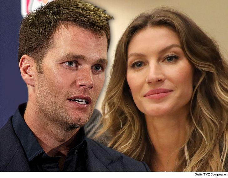 Gisele Has Given Up On Begging Tom Brady To Retire