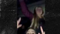 Virginia Tech Women's Lacrosse Team Sings N-Word During Lil Dicky Sing-along
