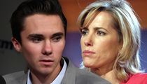 David Hogg Rejects Fox News Host's Apology