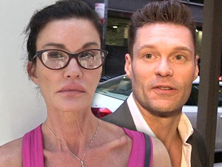 Janice Dickinson Sues Ryan Seacrest