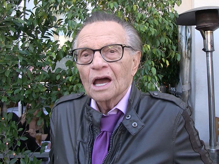 LARRY KING Second Amendment Was Created to Fight Off Slave Uprisings