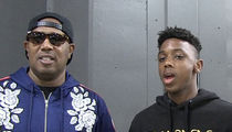 Master P's Son Mercy Says He Could Take LeBron James Jr. in Hoops
