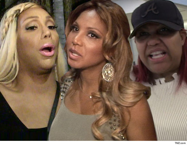 Toni Braxton Reportedly Pulls Sisters From Family Tour
