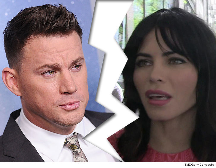 Channing Tatum And Jenna Dewan To 'Lovingly Separate'