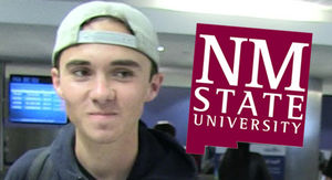David Hogg Accepted at New Mexico State University