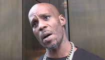 DMX Ordered to Repay Uncle Sam Millions in Tax Evasion Case