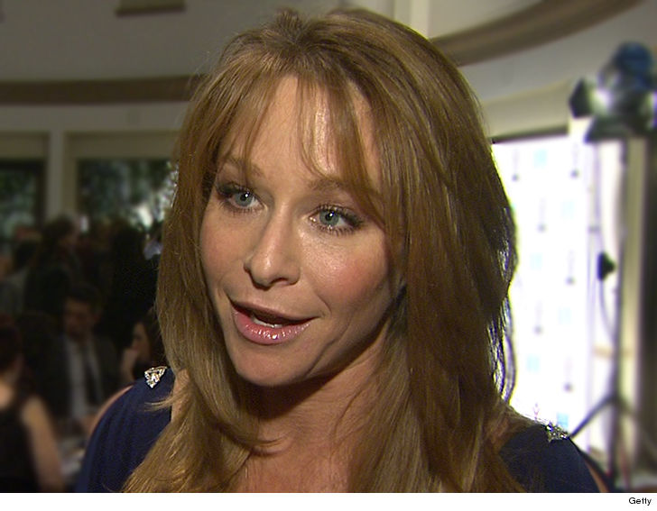 'Melrose Place' Star Jamie Luner Sued For Allegedly Drugging & Sexually Assaulting Teen