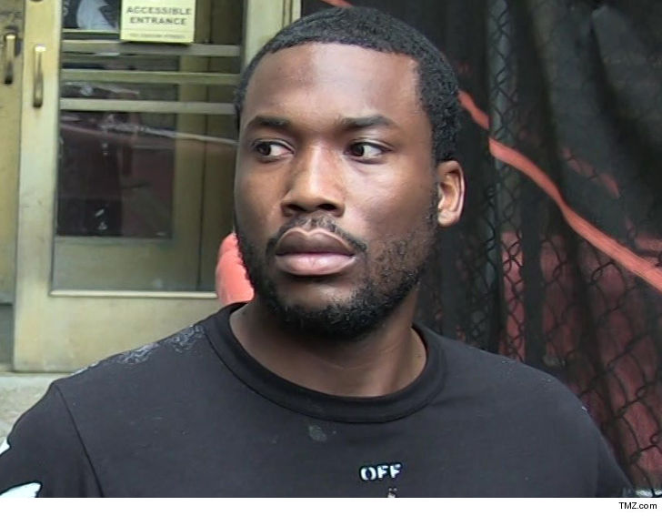 Meek Mill Judge Denies Request for Rapper to be Released on Bail