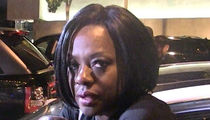 Viola Davis, Prowlers Flee After Attempted Break-In While She Was Sleeping