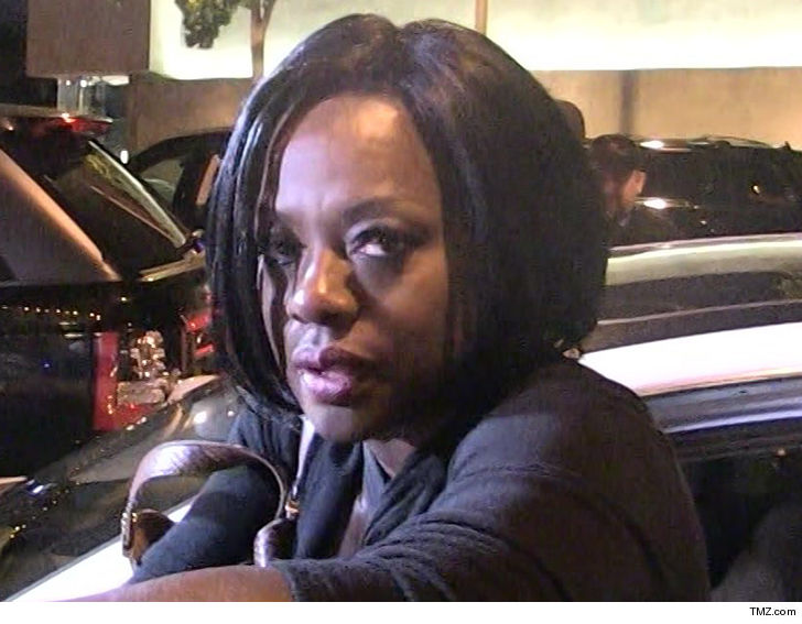 Burglars Attempted to Rob Viola Davis' House While She Was Sleeping Inside
