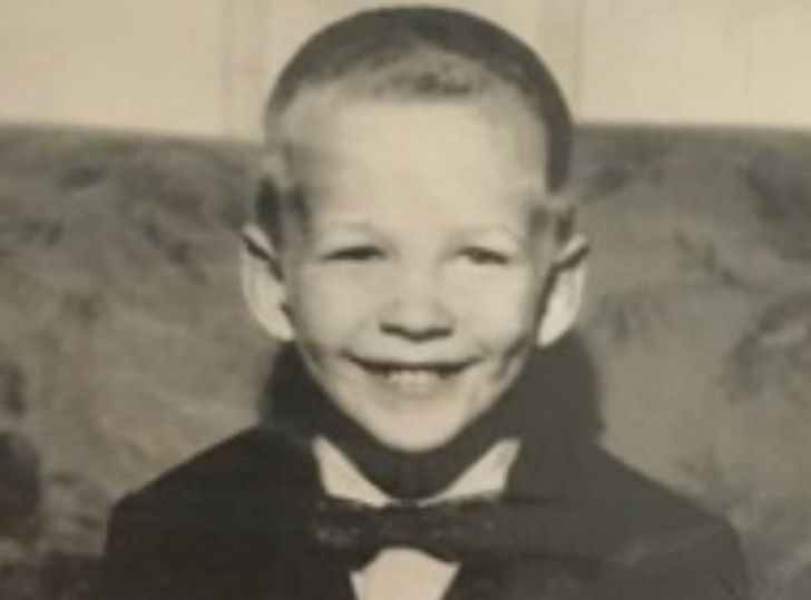 Can you Guess Who This Bow Tie Boy Turned Into!