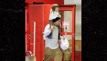 Channing Tatum Takes Daughter Shopping at Target After Jenna Dewan Split