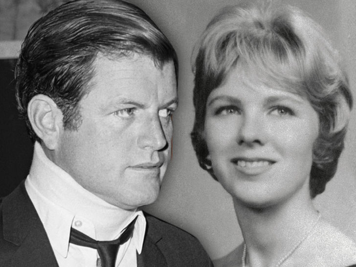 CIA Operative Says Ted Kennedy Didn't Know Mary Jo Kopechne Was in the Car at Chappaquiddick | TMZ.com