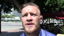 Conor McGregor Plea Bargain Likely