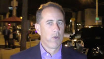 Jerry Seinfeld Responds to 'Comedians in Cars Getting Coffee' Lawsuit