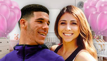 Lonzo Ball Says Girlfriend Denise Garcia is Having a Baby Girl