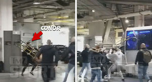 Conor McGregor Injures UFC Fighter In Bus Attack, Warrant Out for His Arrest