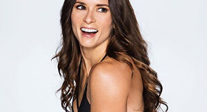 Danica Patrick Reveals The 'Super Tight' Yoga Pose She Can't Master