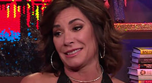 Luann de Lesseps Responds to Blackface Allegations