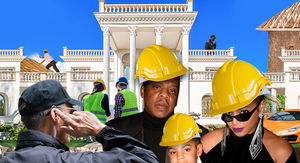 Beyonce & Jay-Z Majorly Beefing up Security at Bel-Air Mansion