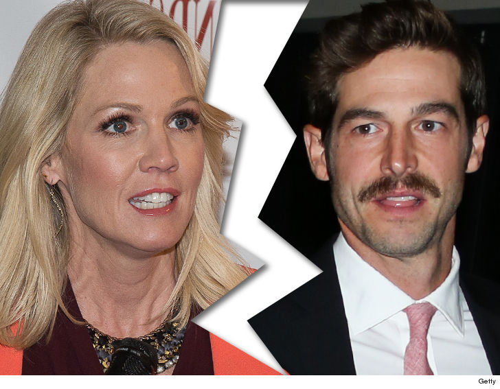Jennie Garth Third Time's Not a Charm Husband Files for Divorce