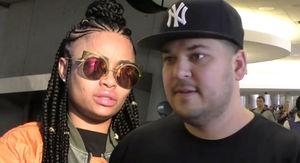 Blac Chyna Ready to Battle Rob Kardashian Over Custody of Dream