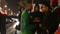 Chris Brown Gets Pissed at Valet, 'I Should Knock You Out'