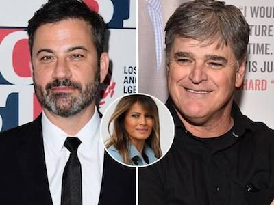 Kimmel and Hannity Are GOING AT IT on Twitter -- Don't Miss This EPIC Mean Tweet Matchup!