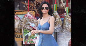 Jenna Dewan Seen Without Wedding Ring While Shopping in L.A.
