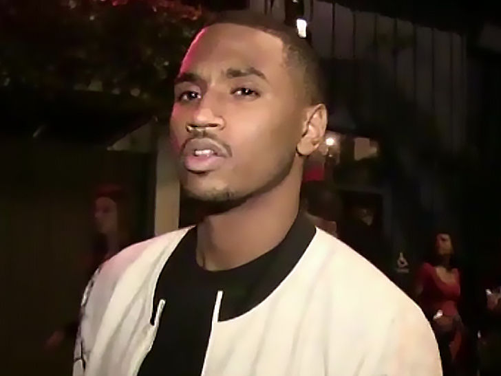 Trey Songz' Felony Domestic Violence Case Rejected by D.A's Office