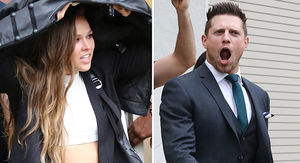 Ronda Rousey, The Miz Join Fellow Wrestlers…