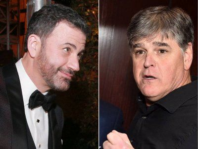 Jimmy Kimmel Apologizes for Gay Jokes -- And Throws More Shade at Sean Hannity