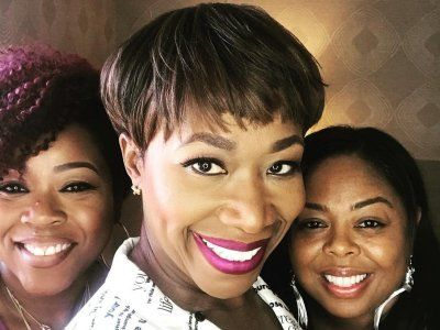 Joy-Ann Reid CLAPS BACK at Killer Mike's 'H&M' Dig -- See How She SCHOOLED Him!