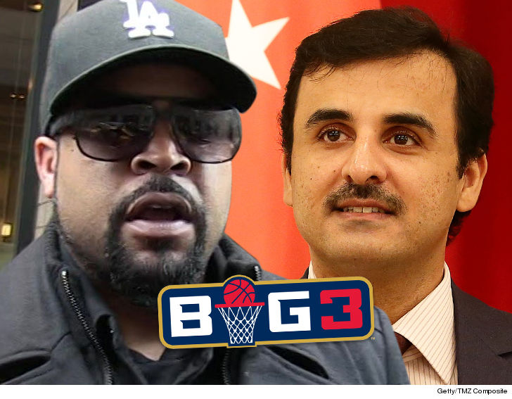 Ice Cube Rips Emir of Qatar, Don't Threaten BIG3 Players ...